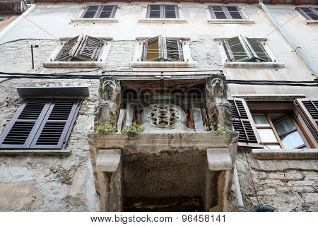 Old Buildings In Rovinj