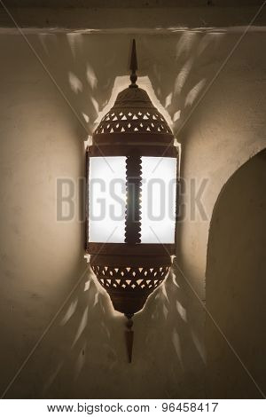 Historic Lamp Oman