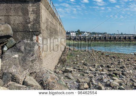 Seawall Erosion 4