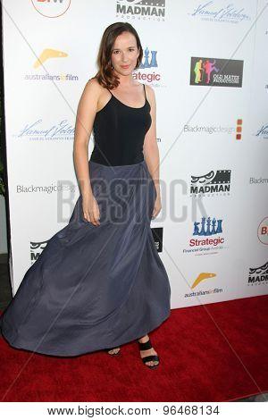 LOS ANGELES - JUL 20:  Claire van der Boom at the