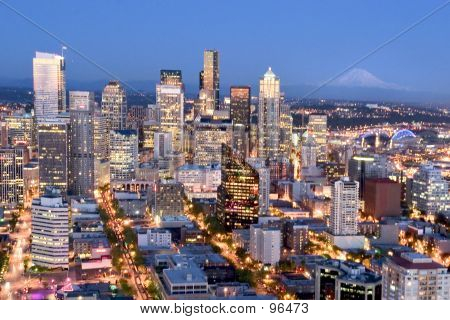 Seattle City Lights