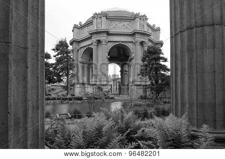 Palace Of Fine Arts Theatre In San Francisco,  Ca