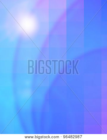 Abstract Mosaic Background, Geometry Web Design Template