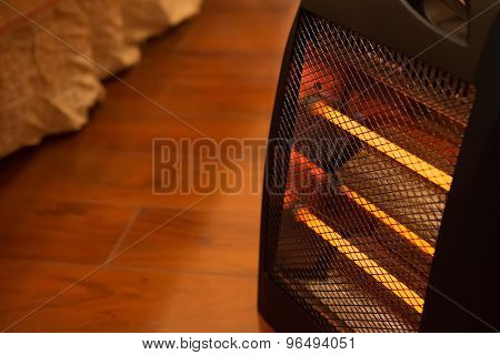 Electric Heater In Bed Room