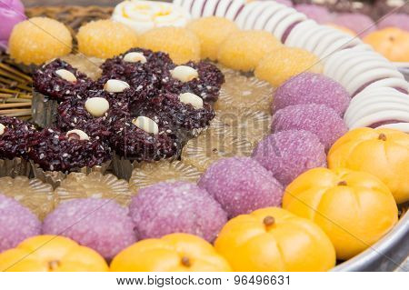 Glutinous Rice Sweets