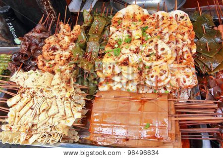Sichuan Barbecue