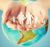 image of population  - people - JPG