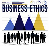 picture of honesty  - Business Ethics Honesty Ideology Integrity Concept - JPG
