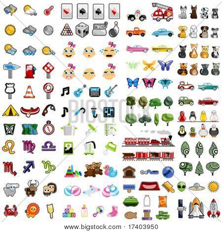mega icon set