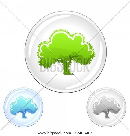 icono del árbol