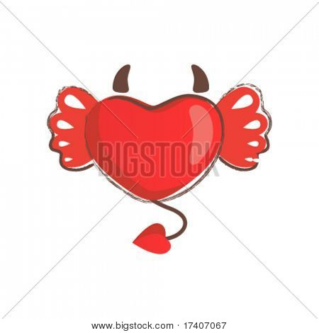love heath vector symbol