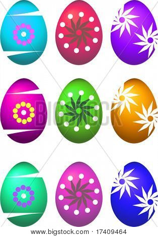 Easter Egg Set