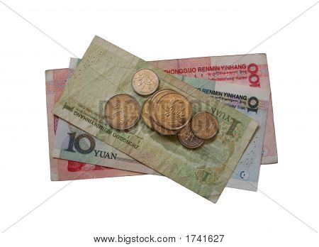 Cash And Coins In China