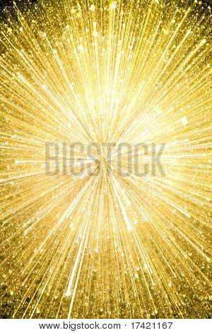 abstract sparkle background