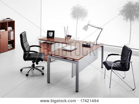 luxury company office