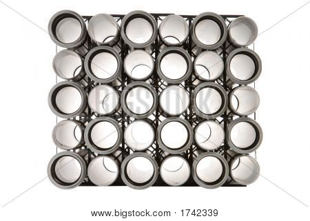 Gray Pvc Pipes
