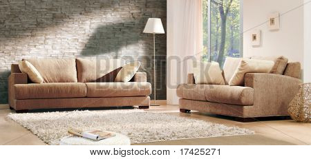 classic style lounge