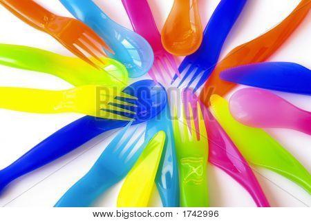 Plastic Cutlery