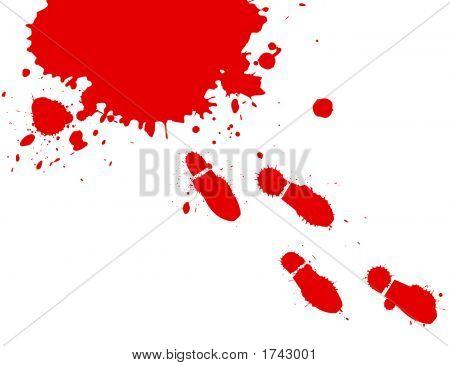 Bloody Feet
