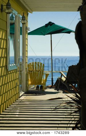 Beach House Patio