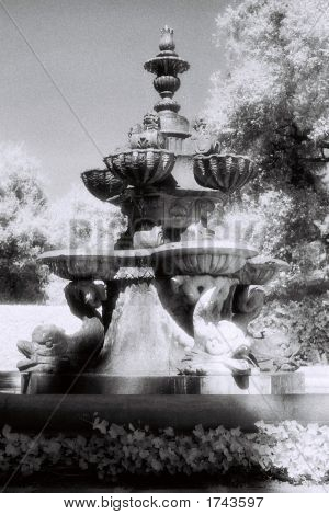 Infrared Fountain 1