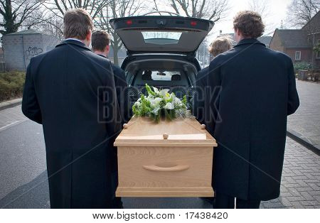 Mourning Car