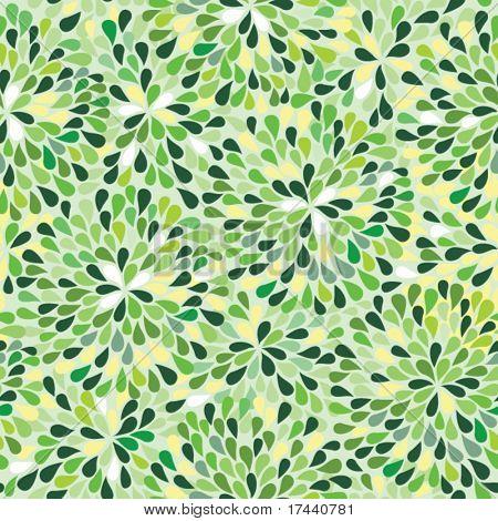 seamless summery pattern
