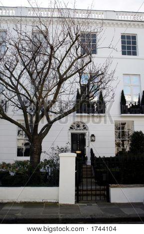 White London House