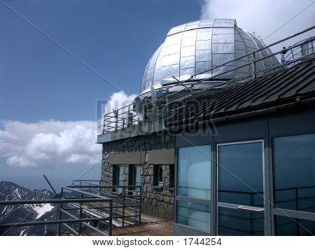 Observatory In Slovakia