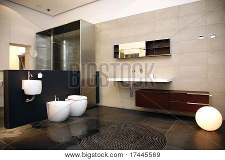 toilette moderno