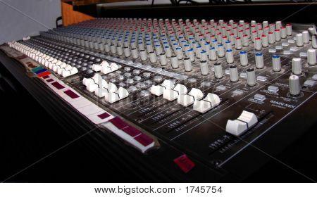 Audio Console 1