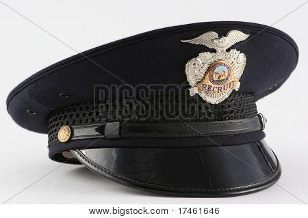 Chapéu de policial