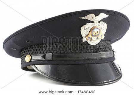 Police Recruit Hat
