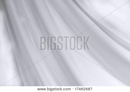 Grey Draped Portrait Backdrop (Insert your subject)