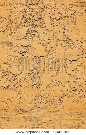 Stucco Background Backdrop With Floor