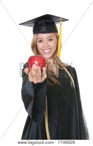 Graduado de la mujer