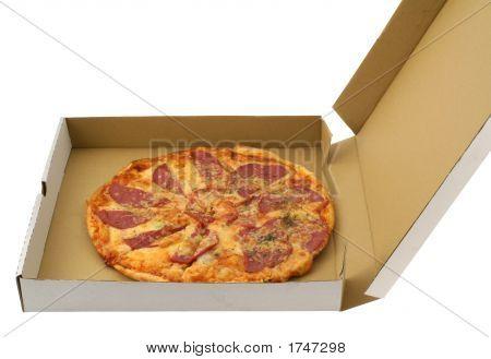 Pizza en la casilla #2