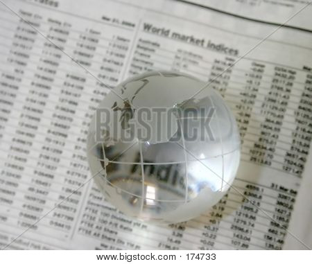 Investoren-Kristallkugel
