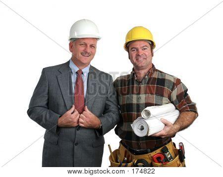 Engenheiro & empreiteiro