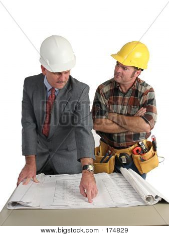 Going Over Blueprints