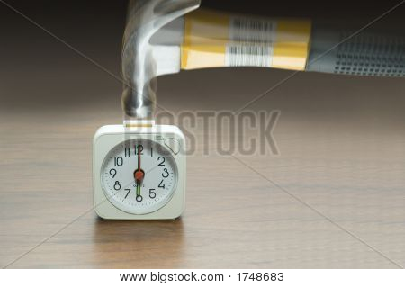 Alarm And Hammer