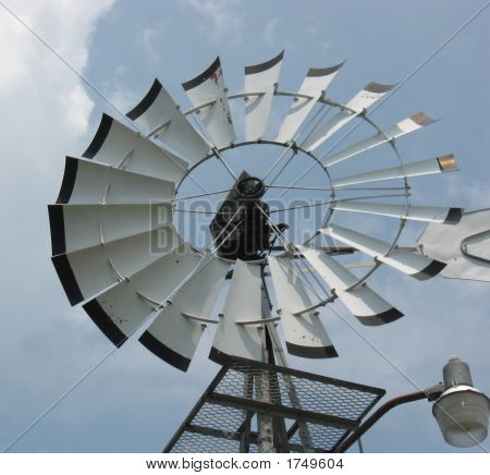 Wind Powered Electricity