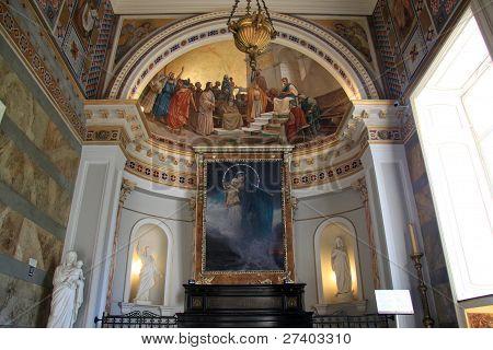 Achillion Chapel