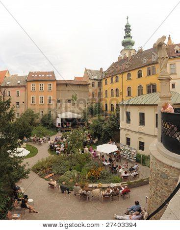 Culturaral summer in Bratislava