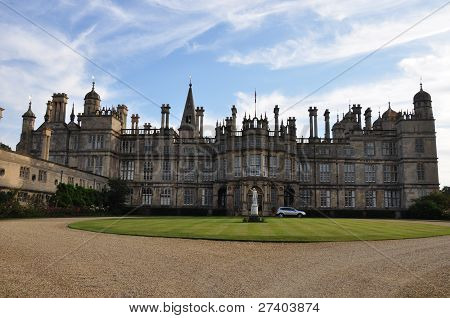Burghley House Drive