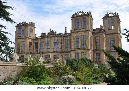 Hardwick Hall & Gardens