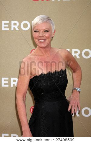 LOS ANGELES - DEC 11:  Tabatha Coffey arrives at the 2011 CNN Heroes Awards at Shrine Auditorium on December 11, 2011 in Los Angeles, CA