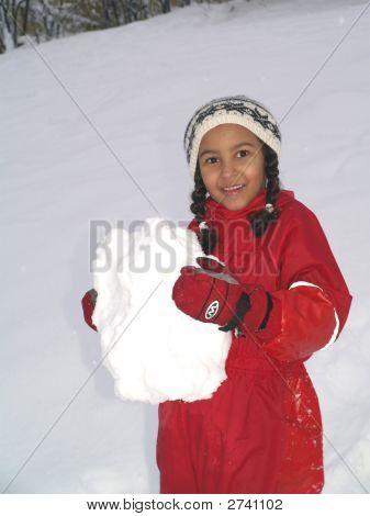 Grande bola de neve