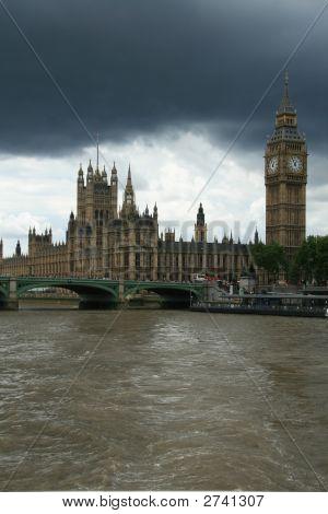 Big Ben de Londres.