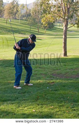 Golf Course Action